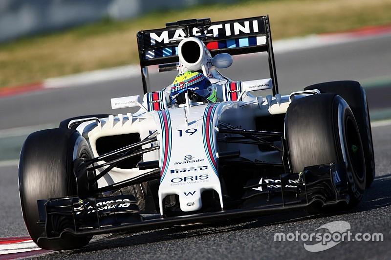 "Williams has ""ambition"" to take on Mercedes, says Massa"