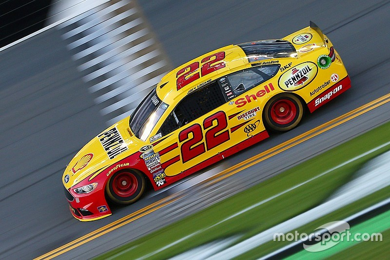 After three runner-up results this week, Logano wants to defend 500 crown