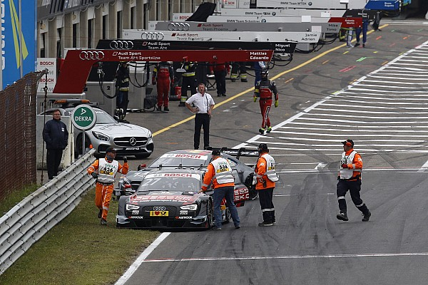 DTM Breaking news Tambay ruled out of Zandvoort, Rast handed DTM debut