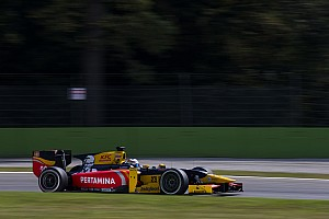 GP2 Breaking news Giovinazzi, Jeffri excluded from qualifying due to tyre pressures