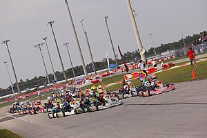 Kart Qualifying report FWT action gets underway Friday in Palm Beach