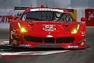 IMSA First podium for Ferrari's 488 GTE at Grand Prix of Long Beach