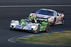 Le Mans Race report Murphy Prototypes at Le Mans 2016: the Pluck of the Irish