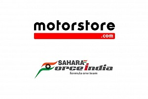Motorstore.com объявляет о партнёрстве с Force India