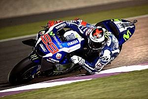MotoGP Qualifying report Qatar MotoGP: Lorenzo takes pole after qualifying thriller