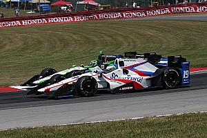 IndyCar Breaking news Coyne team heaps praise on both drivers