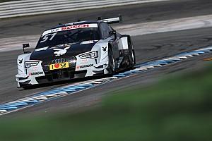 DTM Qualifying report Hockenheim DTM: Muller grabs maiden pole for season opener