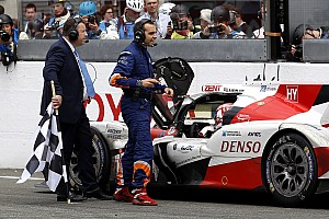 Le Mans Breaking news Nakajima describes Toyota's painful final moments of Le Mans