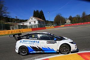 TCR Репортаж з гонки TCR в Спа: Пеллінен отримав першу перемогу