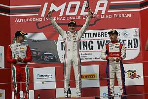 Formula 4 Gara Job Van Uitert si impone in Gara 1 ad Imola