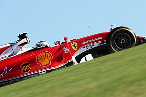 "Formula 1 Breaking news Unhappy Vettel admits ""we have been on the back foot today"""
