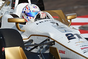 IndyCar Breaking news Newgarden feels Chevrolet improvements at Barber