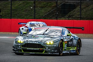 WEC Race report Young Driver AMR starts with podium finish into 2016 season