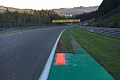 Formula 1 Spa installs new kerb for Belgian GP race
