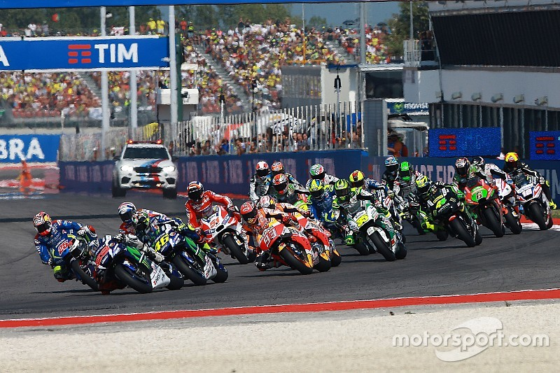 FIM announces provisional 2017 MotoGP calendar