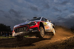 WRC Preview Podium target for Hyundai Motorsport in Wales Rally GB