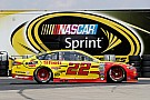 NASCAR Sprint Cup Joey Logano owes a lot to Roger Penske