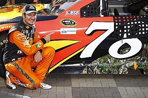 NASCAR Sprint Cup Qualifying report Martin Truex Jr. snags Coke 600 pole