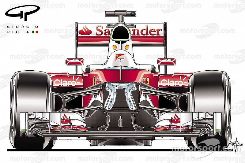 Tech lowdown: Hidden secrets of Ferrari's new F1 car