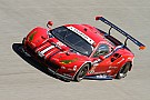 Le Mans Ferrari at Le Mans 24 Hours with eight cars