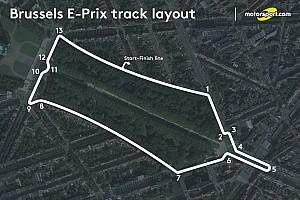 Formula E Noticias de última hora La pista de Bruselas será un éxito entre los pilotos