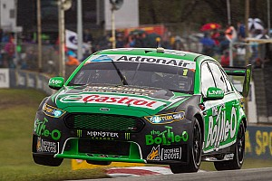 V8 Supercars Race report Barbagallo V8s: Winterbottom hangs on to win Sunday thriller