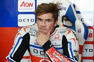 "MotoGP Breaking news Redding ""really frustrated"" with costly intermediate tyre call"