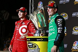 NASCAR Sprint Cup Interview Both Chip Ganassi cars make the Chase: