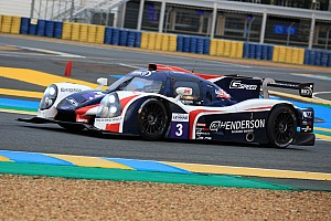 Le Mans Race report Cosmo flies to fifth at Le Mans