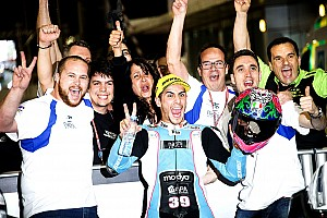 Moto2 Commentary Reflections: Luis Salom's final Grand Prix podium
