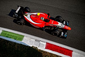 GP2 Breaking news Eriksson abandons final two rounds of GP2 campaign