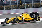 Formula 1 First points for Renault team after F1 return
