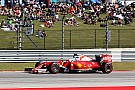 Formula 1 Vettel admits Ferrari struggling more in Austin than Suzuka