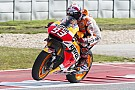 Marquez says front tyre