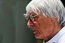 Formula 1 Ecclestone confirms Chase Carey has replaced him as CEO of F1