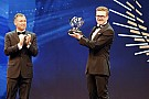 World Rallycross Hansen named 2016 Rookie of the Year at FIA Gala