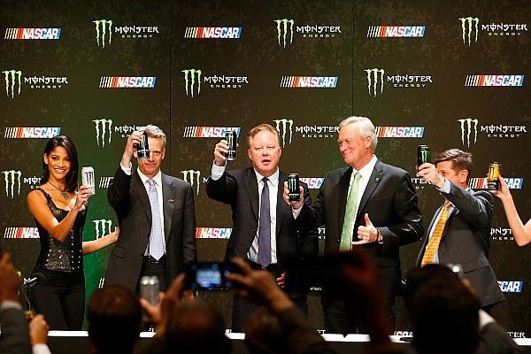 NASCAR Sprint Cup Rick Hendrick believes Monster