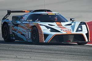 PWC Race report Mantella is KTM king in GTS Sprint