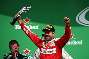 Formula 1 Breaking news Vettel loses Mexican GP podium after penalty