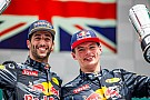 Formula 1 Ricciardo: Verstappen has helped me reach new level