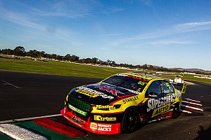 Supercars Qualifying report Winton V8s: Mostert lowers record again in qualifying