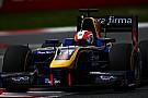 GP2 Barcelona GP2: Lynn takes victory as Giovinazzi crashes hard