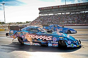 NHRA Preview U.S. Nationals drama is a taster of what's to come