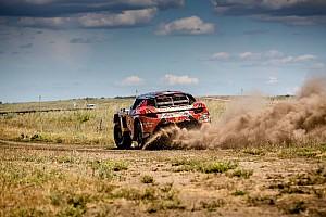 Ралли-рейды Отчет об этапе Peugeot и КАМАЗ стали лучшими на третьем этапе