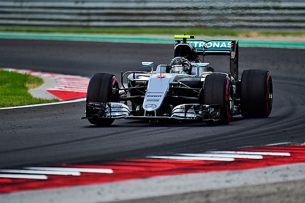 Formula 1 Hungarian GP: Rosberg beats Verstappen by 0.002s to lead FP3