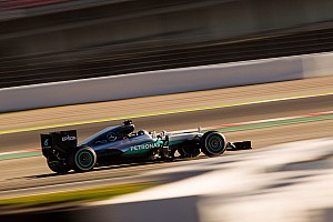 Formula 1 Testing report Barcelona F1 test: Rosberg quickest as Ferrari reliability woes continue