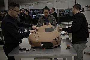 Auto Actualités La maquette de la Mercedes Project One dévoilée par erreur?
