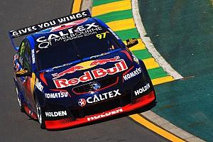 Supercars Race report Albert Park V8s: Van Gisbergen takes first win for Red Bull