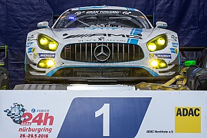 Endurance Race report Nurburgring 24h: Mercedes claims historic 1-2-3-4