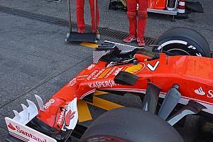 Formula 1 Analysis Bite-size tech: Ferrari SF16-H front wing deflection test